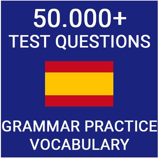 Spanish Grammar Test Icon