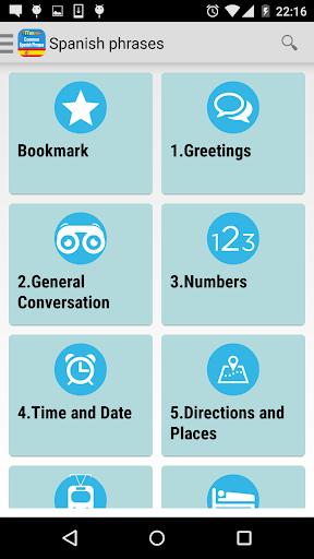 免費下載教育APP|西班牙語交談短語 app開箱文|APP開箱王