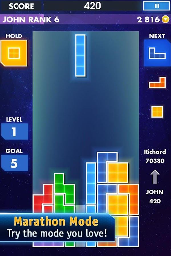TETRIS®- screenshot