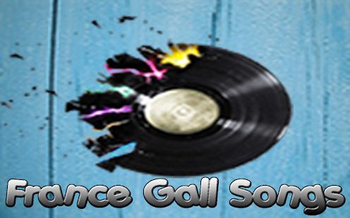 France Gall - Le paradis blanc Songs - náhled