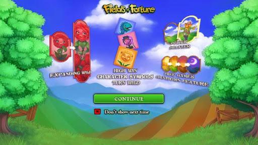 FIELDS OF FORTUNE (FREE SLOT MACHINE SIMULATOR) screenshot 1