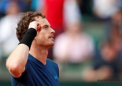 Retour gagnant pour Andy Murray