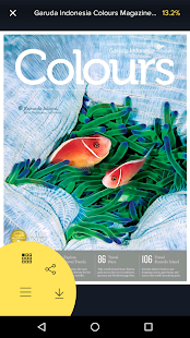 Colours Magazine- screenshot thumbnail
