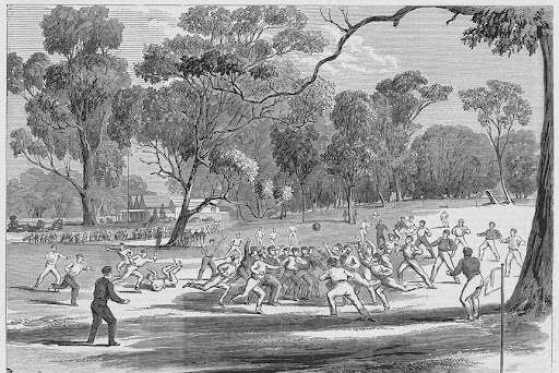 Aborigines and the National Game — by the late John Hirst