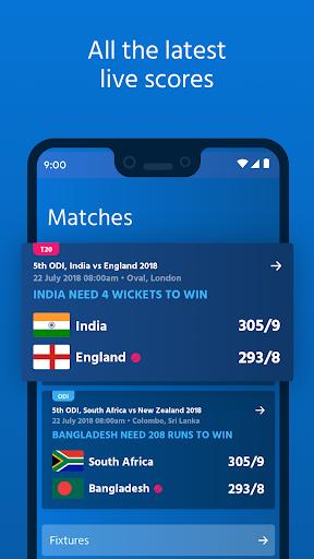 ICC Cricket 4.0.0.747 screenshots 4