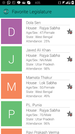 Indian Legislatures|玩社交App免費|玩APPs