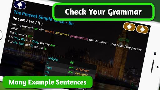 Speedy English Grammar -Basic ESL Course & Lessons 1.6.1 screenshots 3