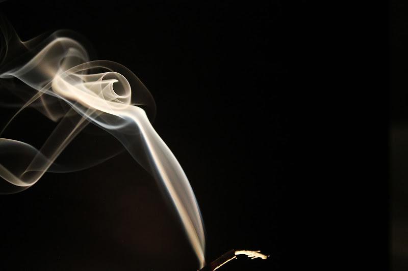 Solo fumo. di Ari