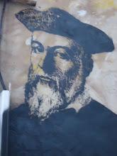 Photo: Nostradamus né le 14 décembre 1503 à Saint-Rémy-de-Provence.