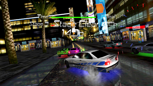 Hot Tuning Nights Car Racing - screenshot