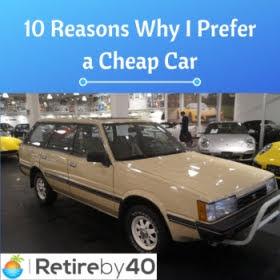 10 Reasons Why I Prefer a Cheap Car thumbnail