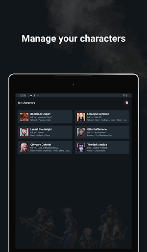 D&D Beyond Player Tools screenshot 18