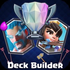 Deck Builder for Clash Royale