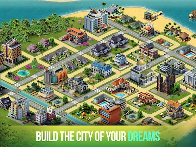 City Island 3 - Building Sim: Little to a Big Town 2.1.6 (Mod Money)