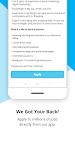 screenshot of Jobs by neuvoo