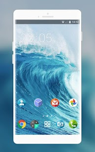 Theme for Gionee S8 HD - náhled