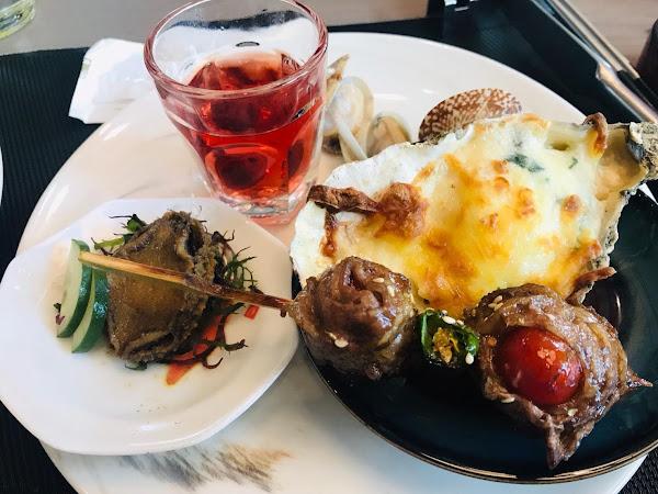 饗饗INPARADISE 台北最高的buffet吃到飽,高級食材搭配101景觀,烤牛舌、有機藍蝦、焗烤生蠔、生魚片,高級料理吃到飽