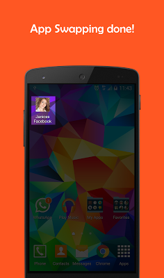 Rename app - screenshot