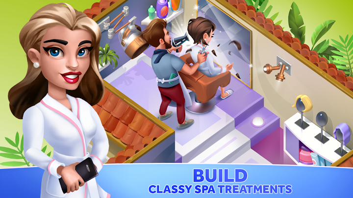 My Beauty Spa: Stars and Stories Android App Screenshot