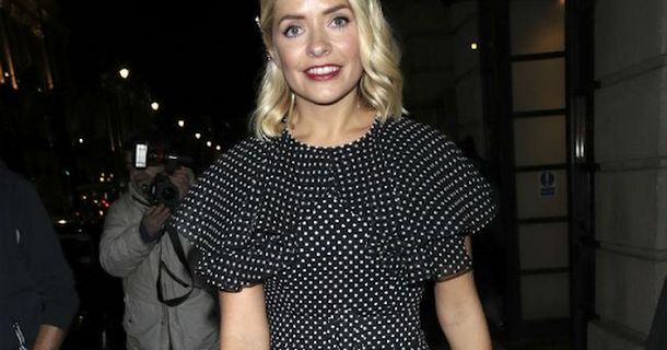 Holly Willoughby relied on This Morning during maternity leave struggles