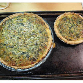 Breakfast Quiche.