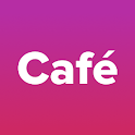 Cafe - Live video chat icon