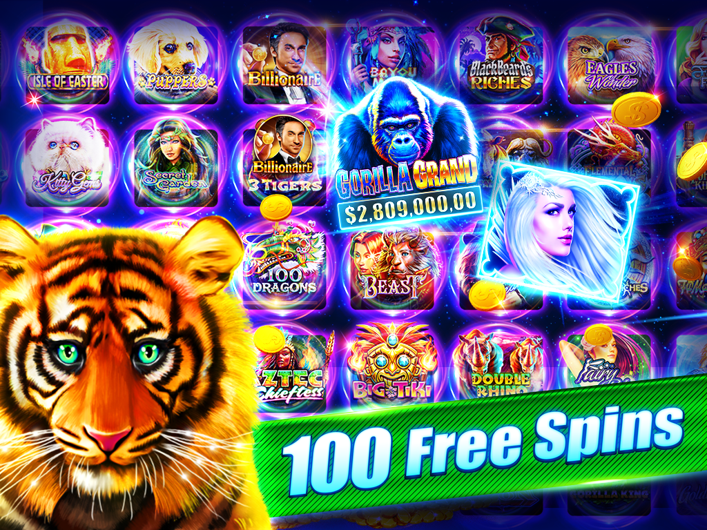 play for fun free casino slots
