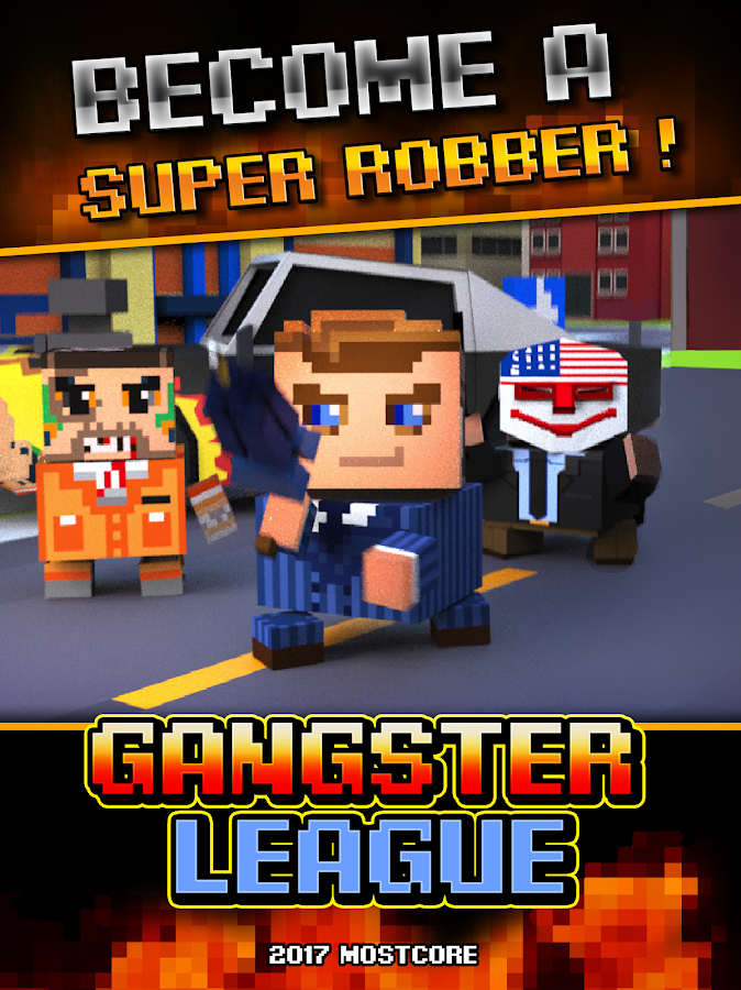 Gangster League - the Payday Crime- screenshot