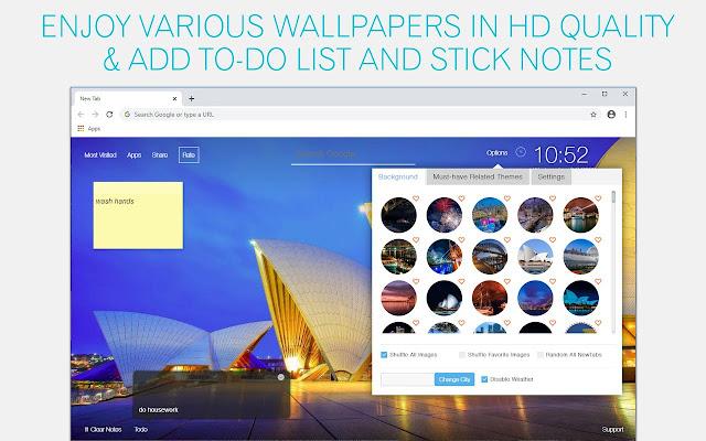 Sydney Wallpaper HD Sydney City New Tab