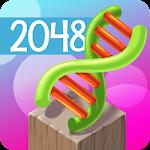 Evolution 2048 3D Puzzle Deluxe Icon