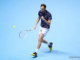 Daniil Medvedev blijft op de vierde plaats staan op de ATP Ranking