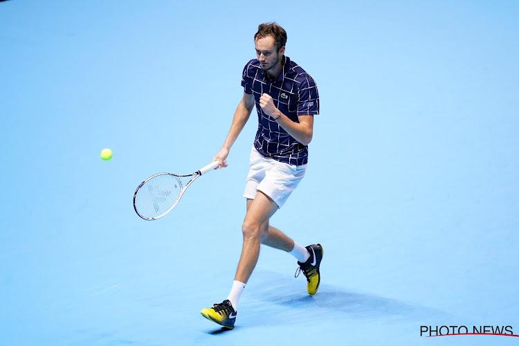Medvedev gaat met tiende titel voorbij Nadal naar tweede plaats op ranking, Chileen viert in eigen land
