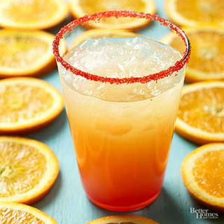 Tequila Sunrise Margarita