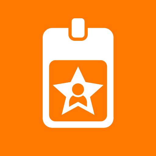 Orange Business Events Icon