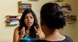 Nehaa Beotra mentoring