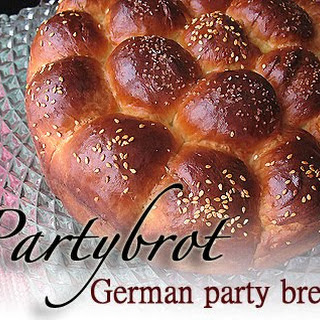 German Party Bread