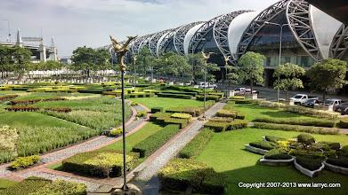 Photo: Suvarnabhumi Airport (Bangkok main airport)