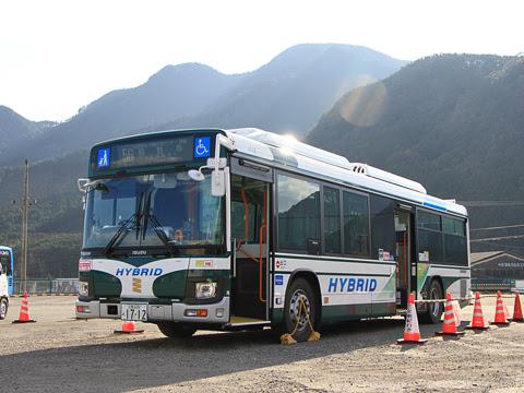 三重交通「松阪熊野線」 1712_41 海山バスセンターにて_06