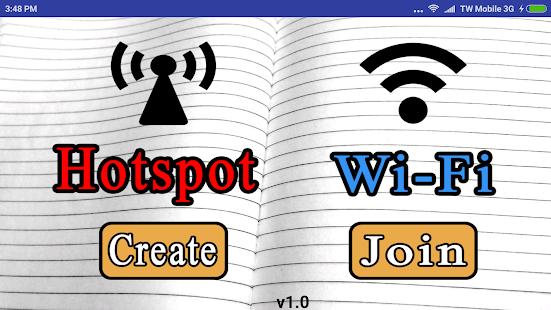 Wi-Fi Setting - náhled
