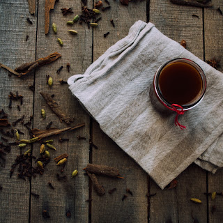 How to Make Chai Concentrate.