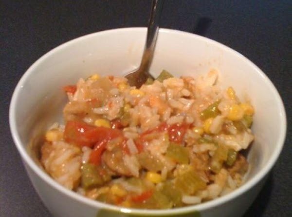 Chicken And Turkey Sausage Gumbo Recipe