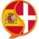 Danish Spanish Dictionary icon