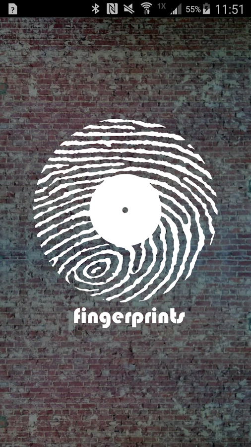 fingerprints- screenshot