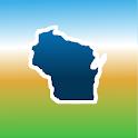 Aqua Map Wisconsin Lakes GPS icon