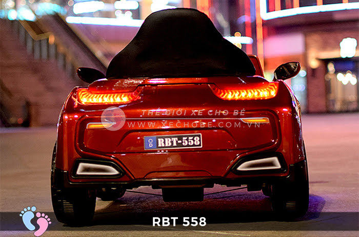 Xe hơi điện trẻ em RBT-558 4