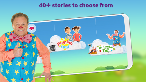 BBC CBeebies Storytime – Bedtime stories for kids apklade screenshots 2