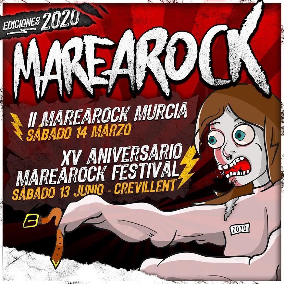 Marearock 2020