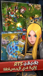 تحميل لعبة Castle Burn – RTS Revolution مهكرة الاصدار الاخير 2