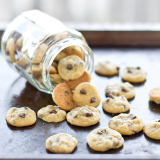 Teeny Tiny Chocolate Chip Cookies (Cookie Sprinkles) Recipe