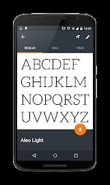 Fontster (Root) Screenshot 1